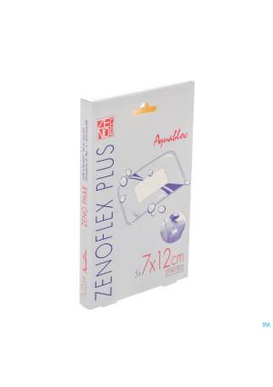 Zenoflex Plus 7x12cm 5 Pansement Steril Wtp2334704-20