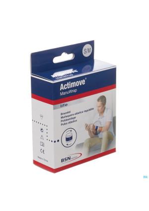 Actimove Bandage Poignet S/m 73416062363778-20