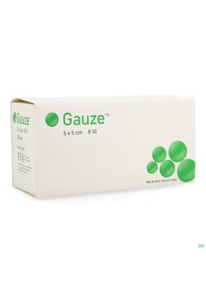 Compresse Gaze Molnl N/st 8c 5,0x 5,0cm 1502380871-20