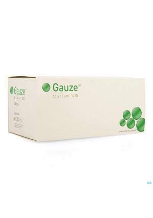 Compresse Gaze Molnl N/st 12c 10,0x10,0cm 1002380913-20