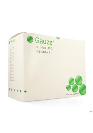 Compresse Gaze Molnl Ster 12c 10,0x20,0cm 20x52380970-20