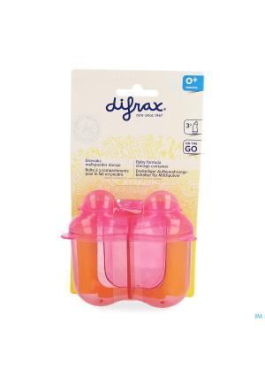 Difrax Boite Lait En Poudre 3 Compartiments 6682382935-20