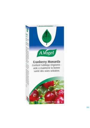A.Vogel Cranberry Monarda 30 comprimés2435006-20