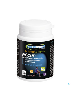 Ergysport Recup Gel 602440089-20