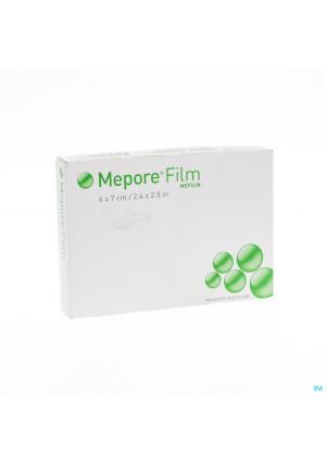 Mepore Film Pans Ster Tr. Adh 6x 7cm 100 2706002440808-20