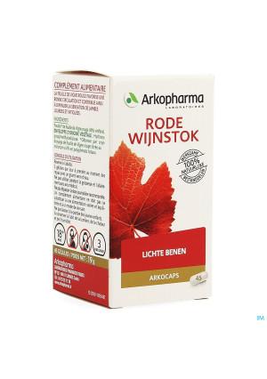 Arkogelules Vitiven Vigne Rouge Caps 45 Cfr 4138112462232-20