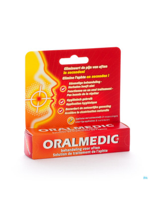 Oralmedic Contre Aphtes Applicateur 32470979-20
