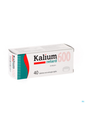 Kalium Retard 600 Comp 40x600mg2471381-20