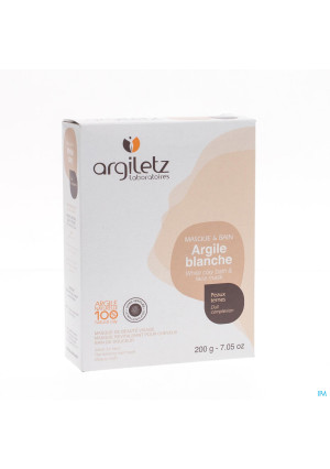 Argiletz Argile Blanche Ultra Ventilee Pdr 200g2486777-20