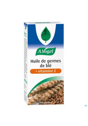 A.Vogel Huile De Germes De Blé 100 capsules2503928-20
