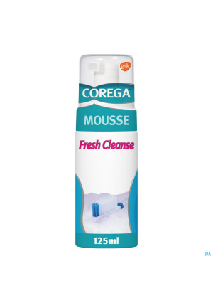 Corega Fresh Cleanse Mousse 125ml2511772-20