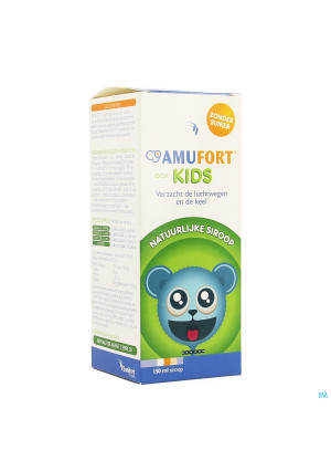 Amufort Kids Sirop Sans Sucre 150ml2544450-20
