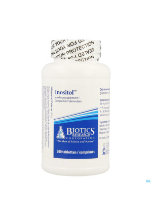 Inositol Biotics Comp 200x325mg2596237-20