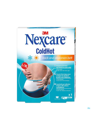 3M Nexcare ColdHot Therapy pack Back-abdomen Belt l N15711l2606945-20