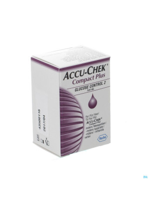 Accu Chek Compact Autocontrol Solution 1x4ml2630291-20