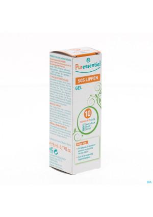 Puressentiel Sos Labial Gel 10 Hle Ess. 5ml2667590-20
