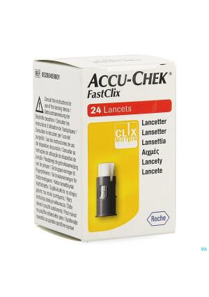 Accu Chek Mobile Fastclix Lancets 4x6 52084590012676799-20