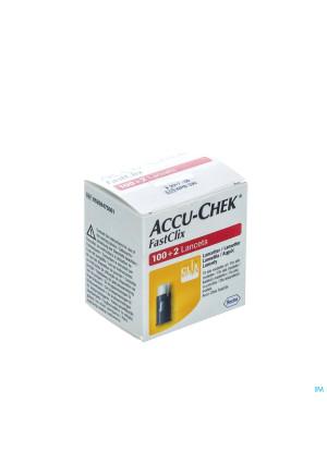 Accu Chek Mobile Fastclix Lancets 17x6 52084750012676807-20