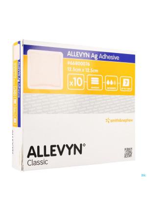 Allevyn Ag Adhesive Ster 12,5x12,5cm 10 668000762681179-20