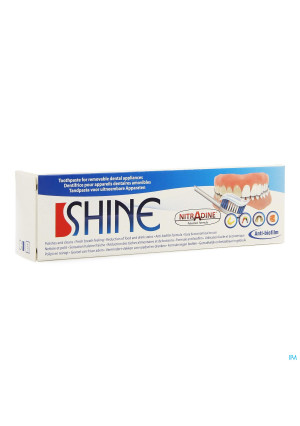 Nitradine Shine Dentifrice 45g2727352-20