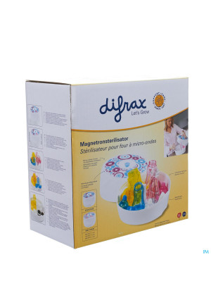 Difrax Sterilisateur Micro-ondes 9682733970-20