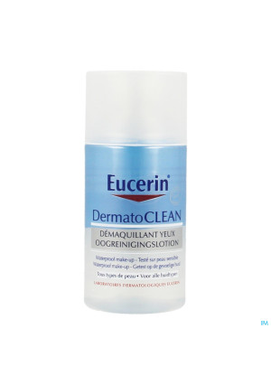 Eucerin Dermatoclean Demaquillant Yeux Wtp 125ml2734093-20