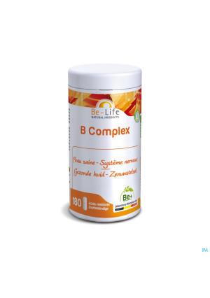B Complex Vitamin Be Life Nf Caps 1802750842-20