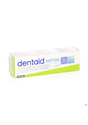 Dentaid Xeros Dentifrice Tube 75ml 35502754075-20