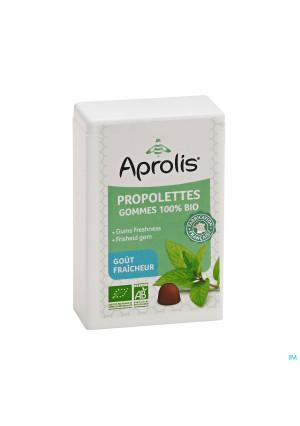 Aprolis Propolettes Fraicheur Bio Gomme 50g2787174-20