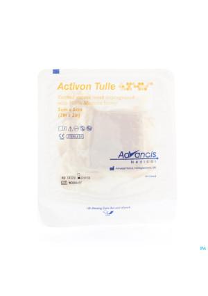 Activon Tulle Pans N/adh 5x 5cm 12789923-20
