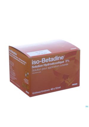 ISO BETADINE SOL HYDROALCOL UNIDOSE 40X12795698-20