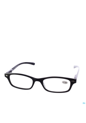 Pharmaglasses Lunettes Lecture Diop.+1.50 Black2824035-20