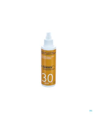 Korres Ks Sun Spray Yogourt Ip30 150ml2825354-20