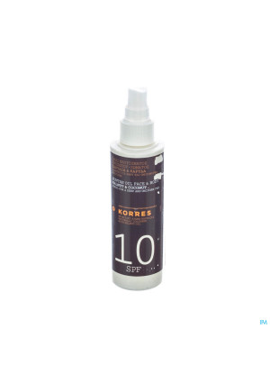 Korres Ks Suntan Oil Ip10 150ml2825404-20
