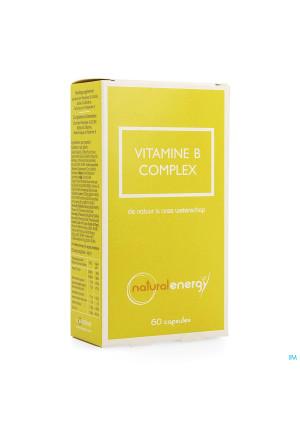 Vitamine B Complex Natural Energy Caps 602830479-20