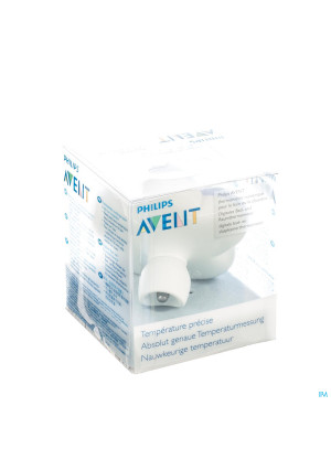 Philips Avent Thermometre Bain Digital Fleur SCH550/202834299-20