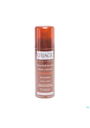 Uriage Bariesun Brume Thermale Autobronz. 100ml2848901-20
