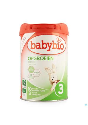 Babybio Croissance Lait Suite Bio Bifidus Pdr 900g2852929-20