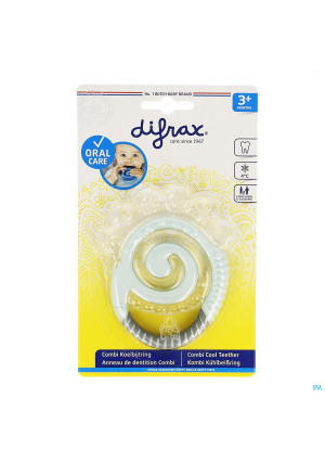 Difrax Anneau Dentition Froid Combi 82012881068-20