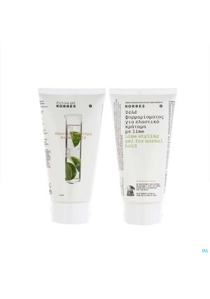 Korres Kh Gel Coiffant Lime 150ml2896801-20