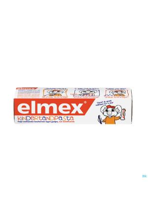 DENTIFRICE ELMEX® ENFANT TUBE 50ML2898062-20