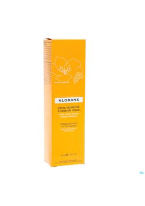 Klorane Depilatoires Creme Jambes Tube 150ml2909497-20