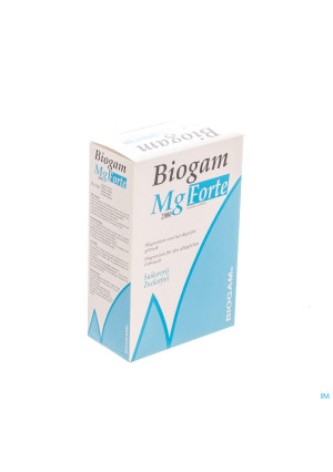 Biogam mg Forte Amp Buv. 30x5ml2913804-20