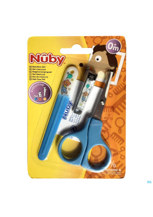 Nûby Set manucure 0m+2914752-20