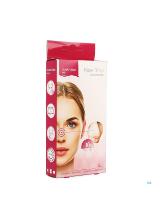Lanaform Nose Strip Patch A/bouton 6 La1302092917466-20