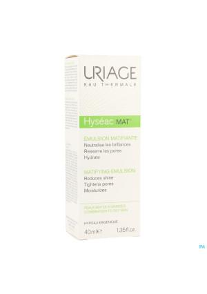 Uriage Hyseac Mat Gel Creme Tube 40ml2939239-20