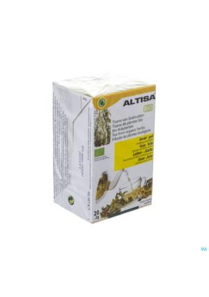 Altisa Tisane Foie-bile Bio Filt. 20x2g2942175-20