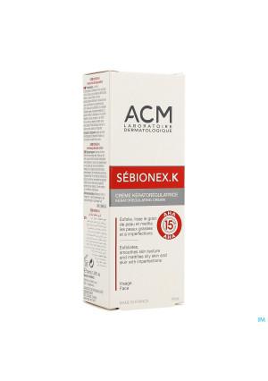 Sebionex K Creme Tube 40ml2969103-20