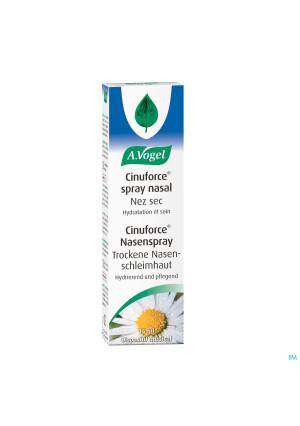 A.Vogel Cinuforce Spray Nasal Nez Sec 15ml2970929-20