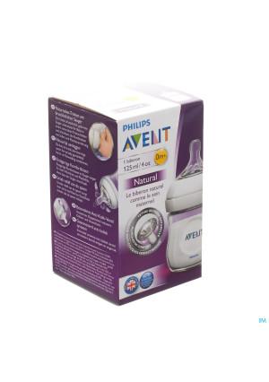 Avent Biberon Natural 125ml2978831-20